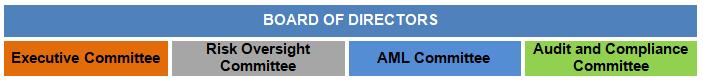 Enterprise Risk Management Board of Directors